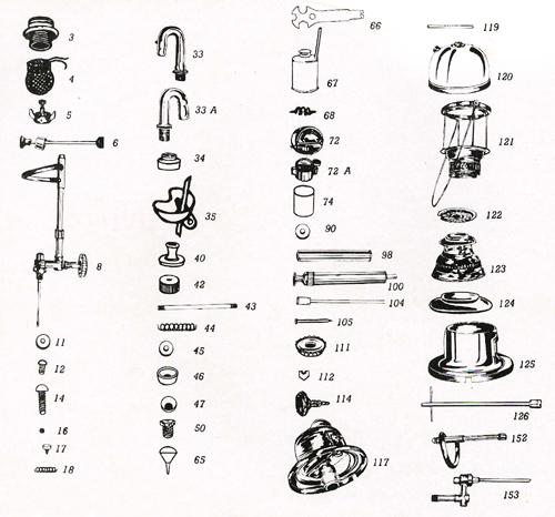 Kerosene lantern spare parts mozeypictures Image collections